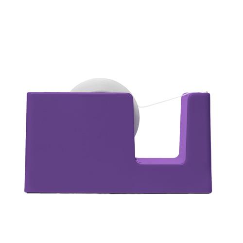 purple tape dispenser