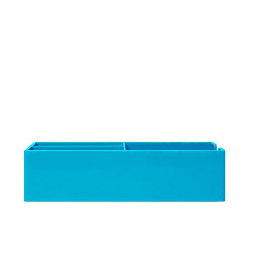 bright-blue tray