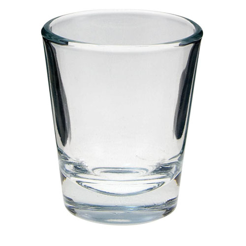 Numo Shot Glass Clear
